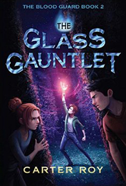 The Blood Guard 2: The Glass Gauntlet